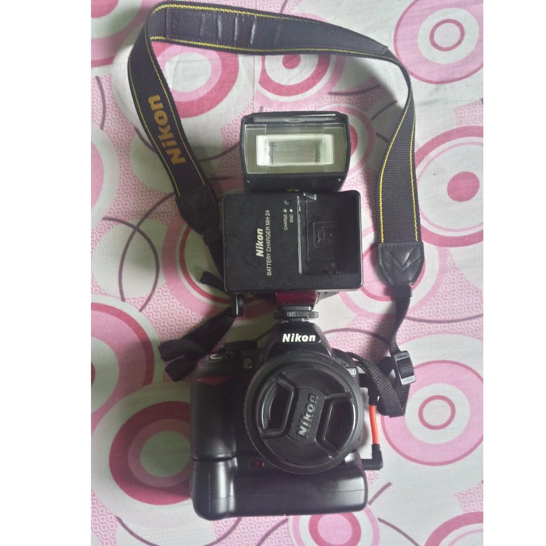 Nikon DSLR 3100