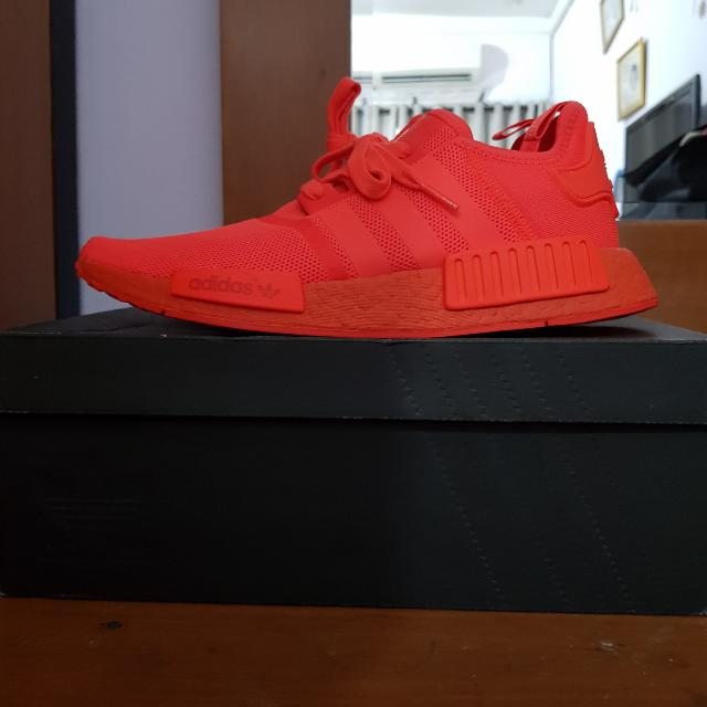 NMD R1 Solar Red