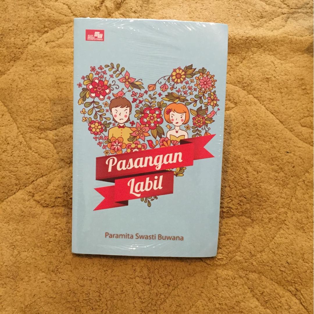 Novel romance baru/new bahasa indonesia pasangan labil