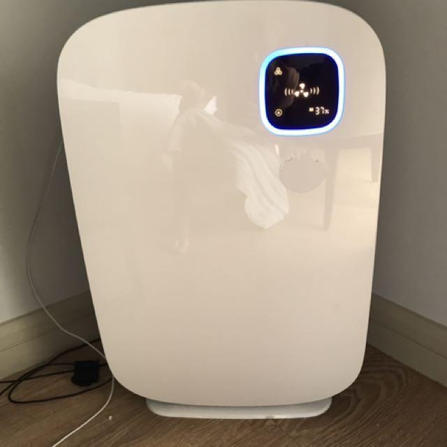 Novita Air Purifier 3 In 1 NAP002H