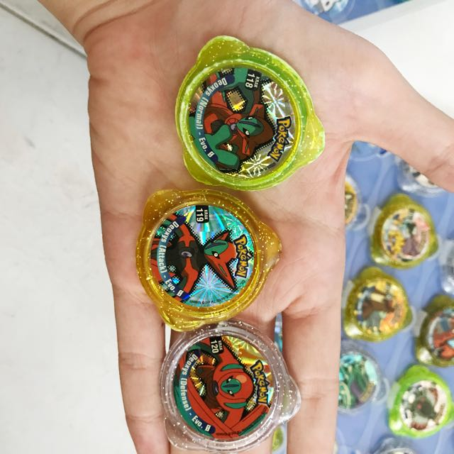 (Only One In The World)Authentic Pokemon Kraks