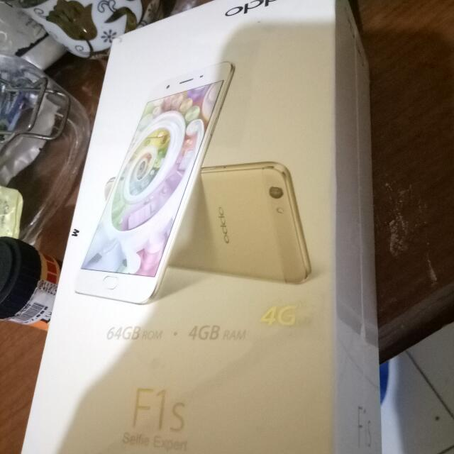 Oppo F1s 64Gb Ram 4Gb