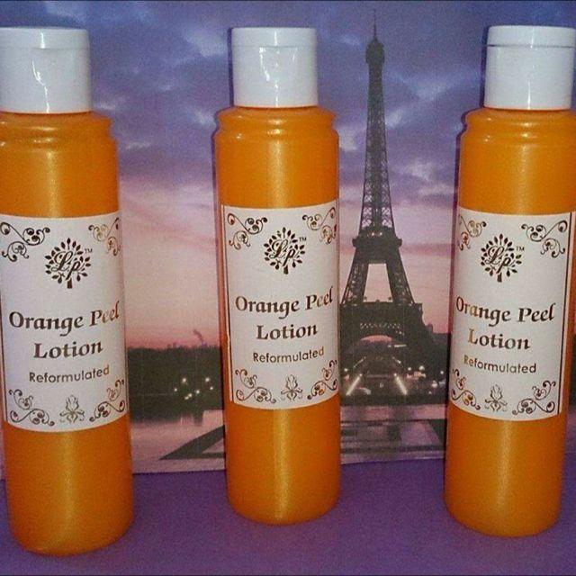 Orange Peel Lotion