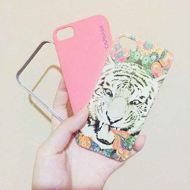 ORIGINAL CAPDASE CASE IP5/5s