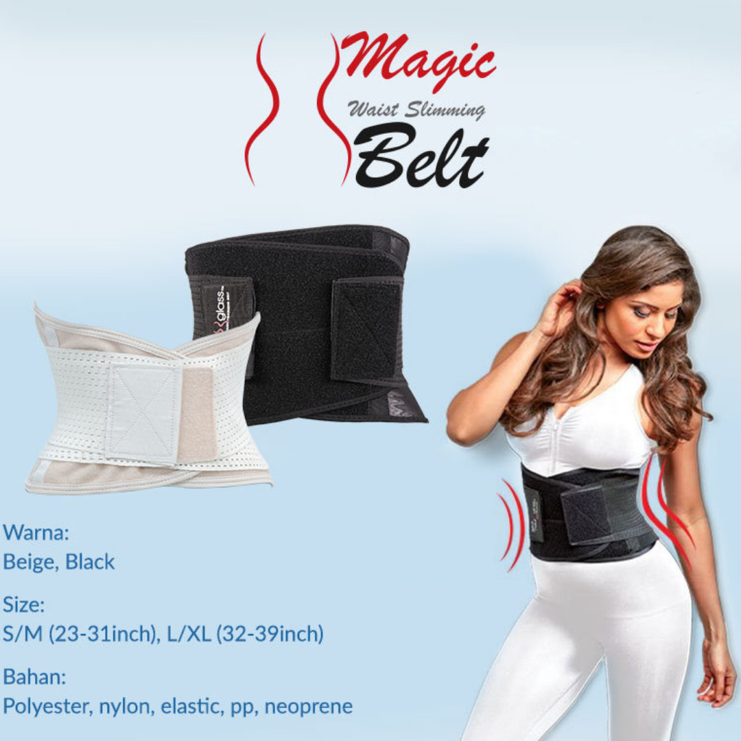 Paling Laku Miss Belt Korset Pelangsing Perut Hitam Daftar Harga Instant Hourglass Body Shape Magic Waist Slimming Asli Lejel Home Shopping Olshop Fashion Produk