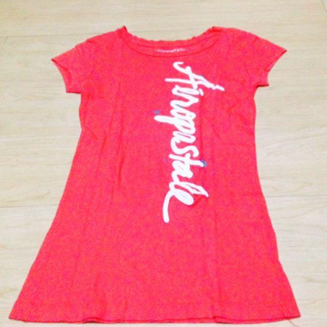 Pink Shirt(aeropostale)