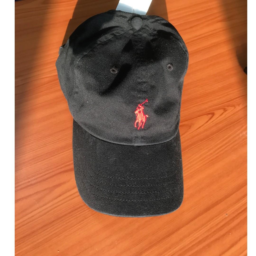 POLO 老帽 全新正品 one SIZE 版型好看 色澤好 有質感