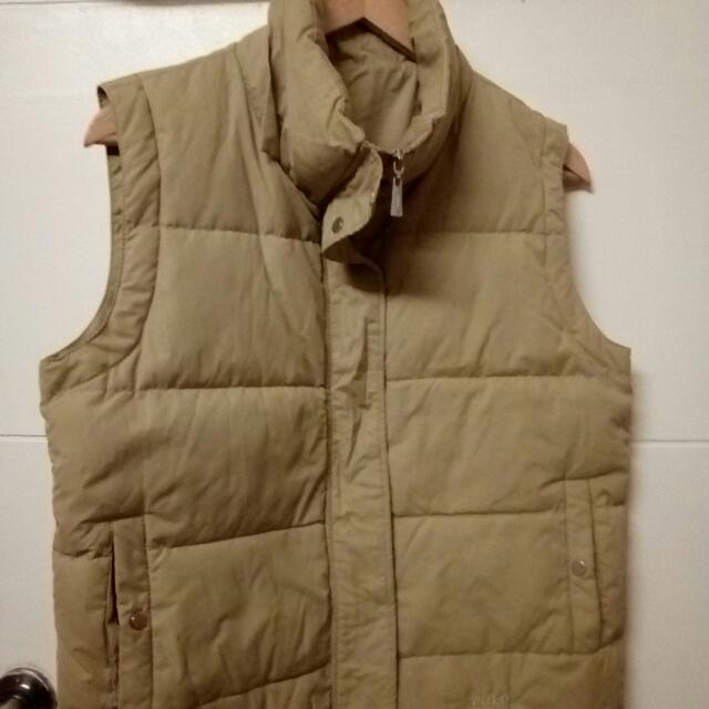 Polo Bubble Vest - Fall / Spring Jacket