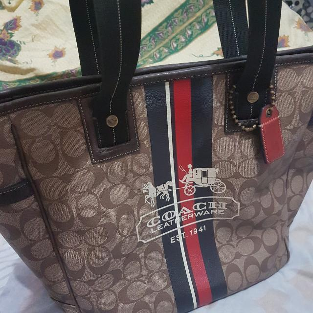 Preloveeeed COACH Bag