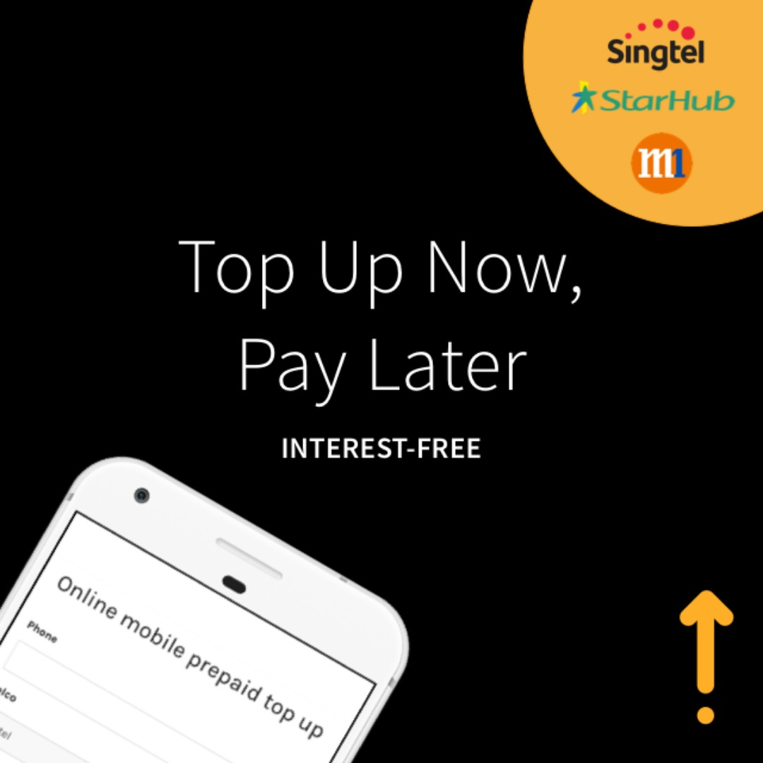 Prepaid Mobile Top-up (Online Reload)