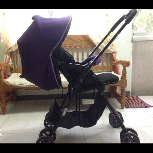 Reversible stroller from Japan like Aprica and Combi (Not Maclaren, Graco, Chicco)
