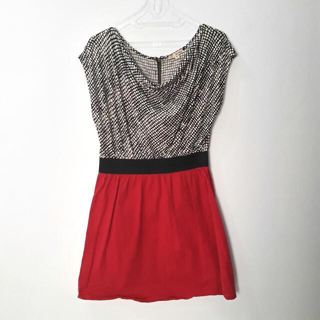 Semi-dress