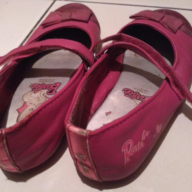 Sepatu Anak Merk Barbie Ori