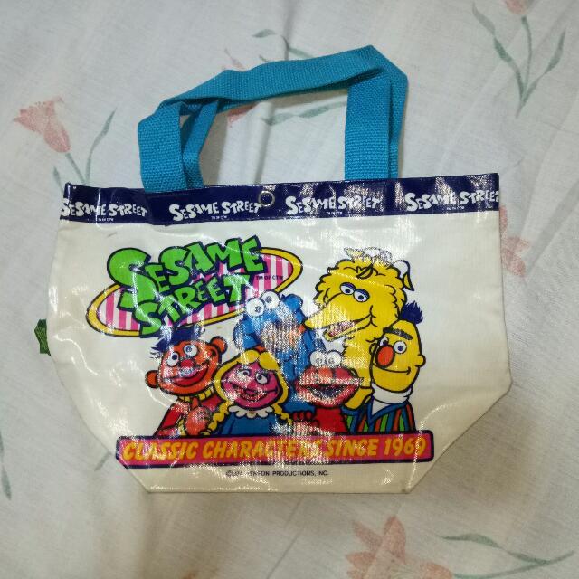 Sesame Street Mini Tote Bag
