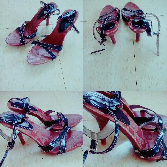 Sexy Heels (Natasha)