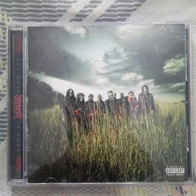 Slipknot | All Hope Is Gone