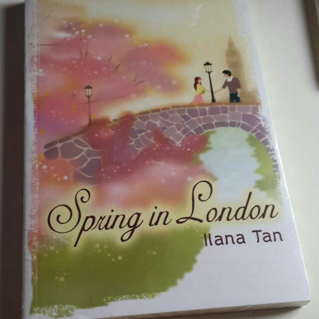 Spring in London (Ilana Tan)