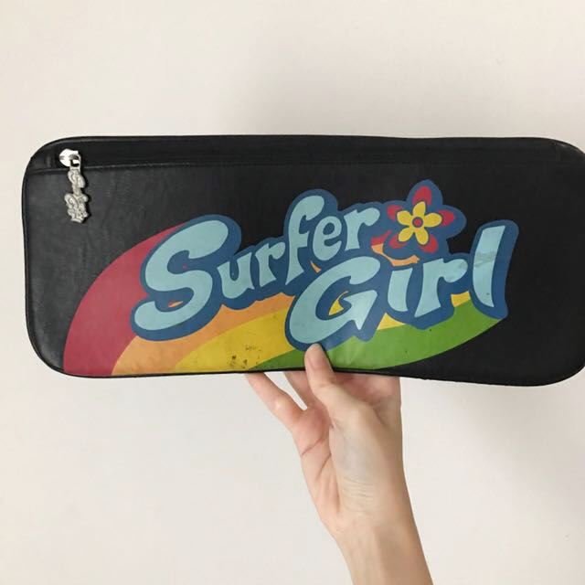 Surfer Girl Large Case