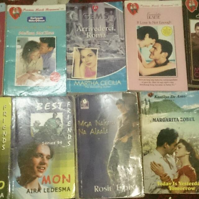 Tagalog Pocket Books