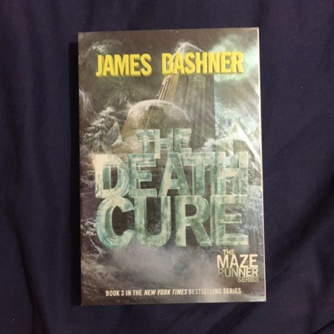 The Death Cure by James Dashn