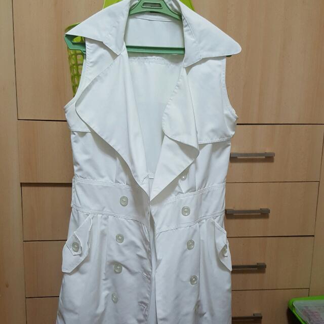 Trench Coat/Dress