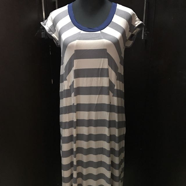 Uniqlo Maxi Shirt Dress