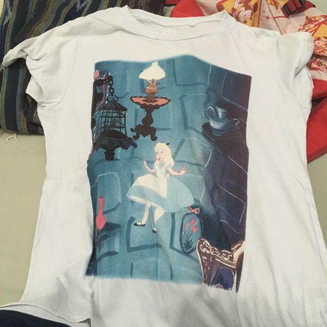 Uniqlo x Alice in Wonderland