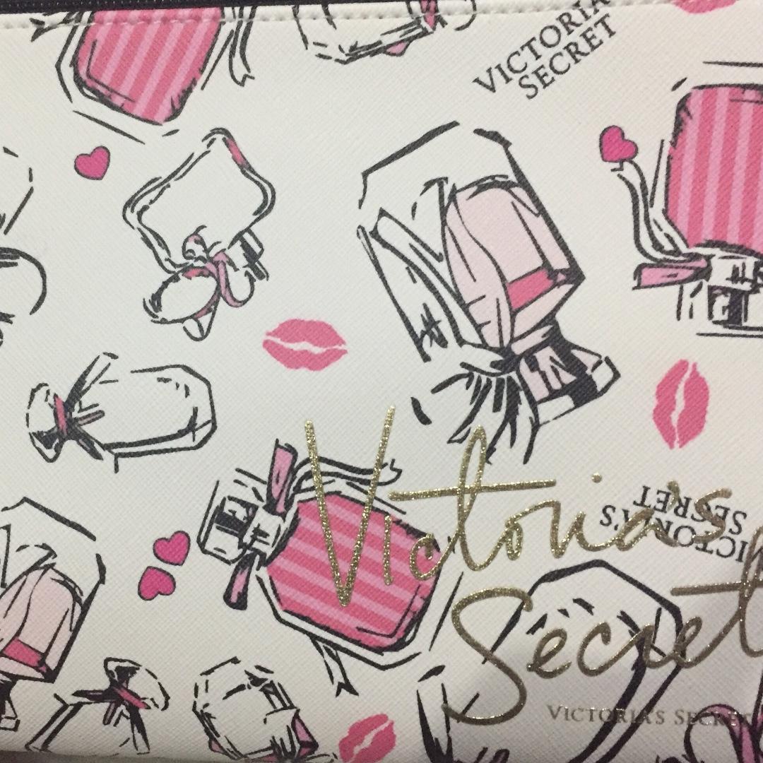 Victoria's Secret pouch bag
