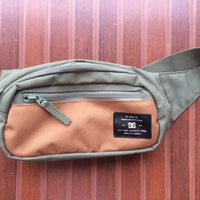 Waist Bag Original DC Shoe