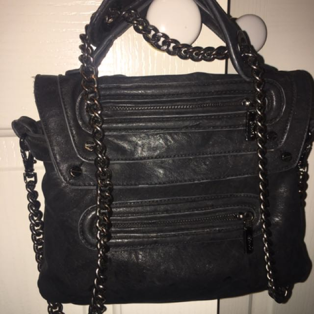 Wayne Cooper Leather Bag