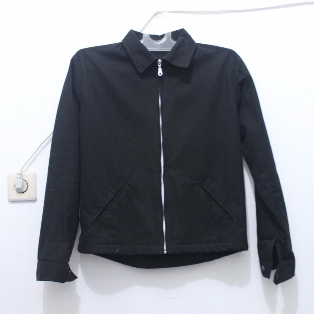 Workshirt Jacket Black