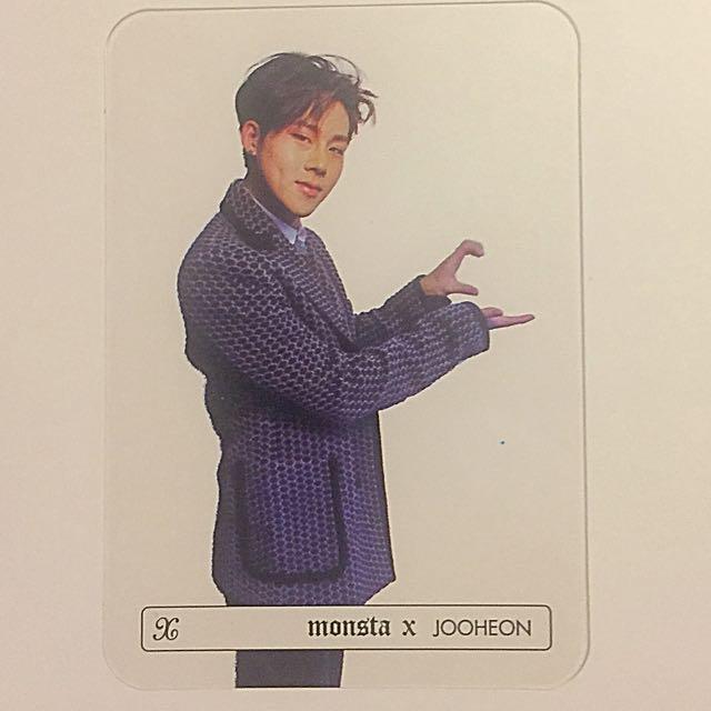 WTT Jooheon PC