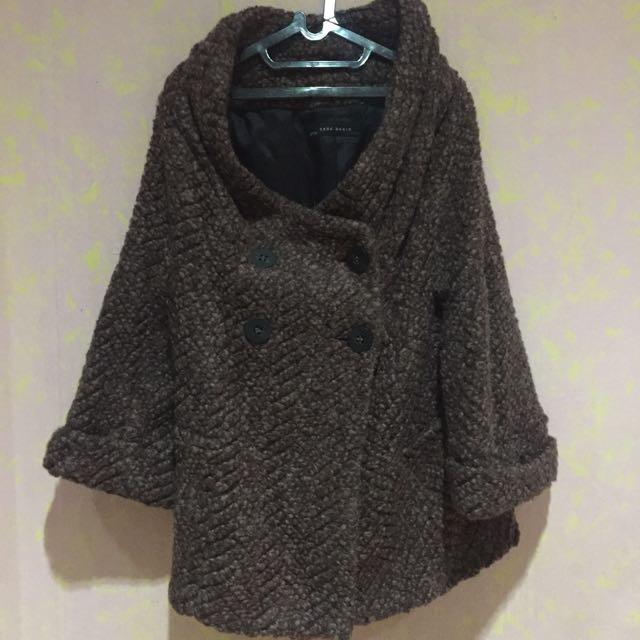 Zara Purple Coat