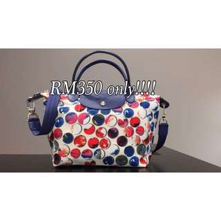 Longchamp multicolor original