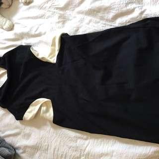 Express Open Back Dress