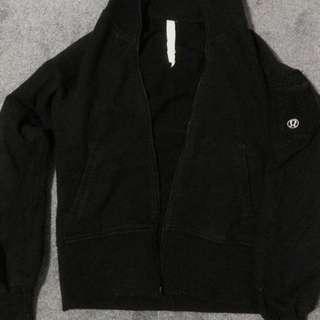 Lululemon Black Sweater