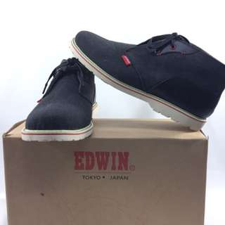 Edwin High Cut (Black)