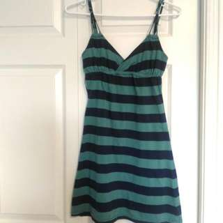 Aeropostale Striped Summer Dress - Size Small