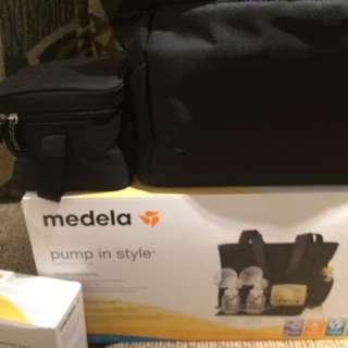 Medela Pump