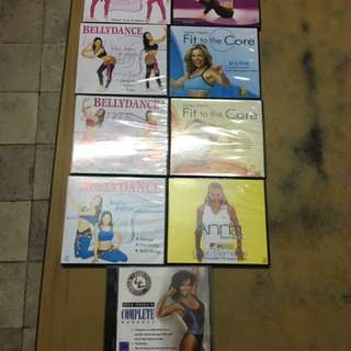 Exercise DVDs