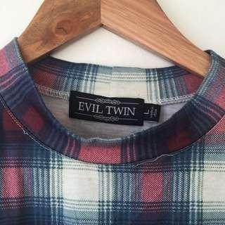 👽 EVIL TWIN DRESS SIZE L 👽