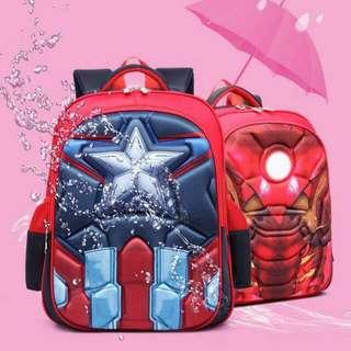 School bag for boys