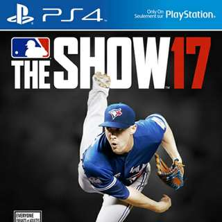 ⚠MLB THE SHOW 17⚠