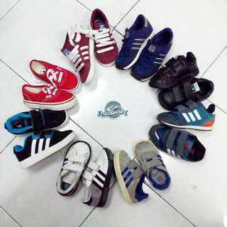 Baby Preloved Shoes