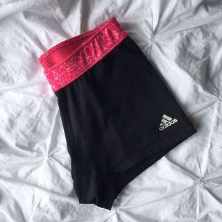 adidas black workout shorts