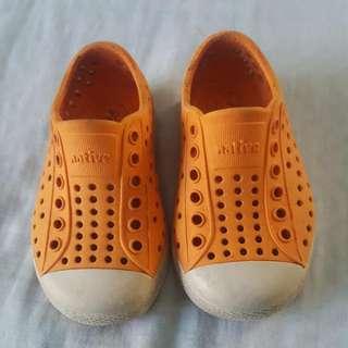 Native Orange Shoes C5