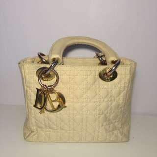 Mini Lady Dior Handbag