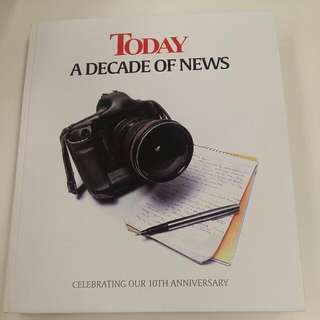 Today A Decade Of News