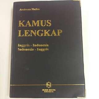 Kamus Lengkap Dictionary
