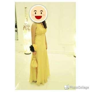 Serena Chiffon Gown